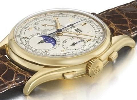 Relógio de marca conceituada