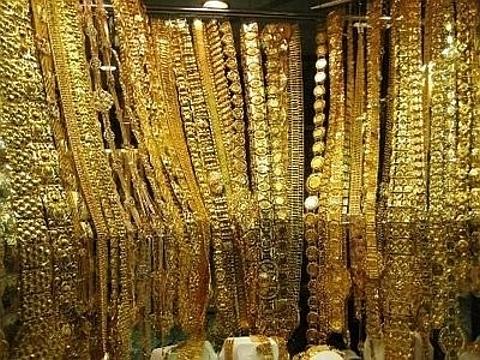ouro no dubai