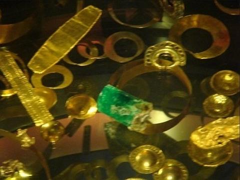 peças em ouro