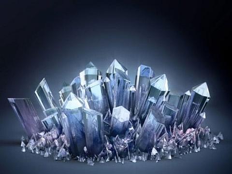 cristais naturais