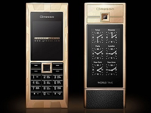 [Telefone de luxo]