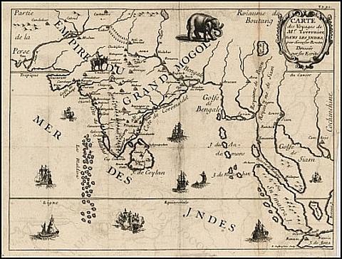 Gravura Índia