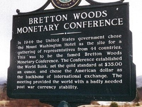 Bretton Woods Monetary Conference