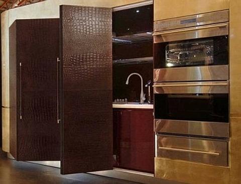 cozinha em ouro