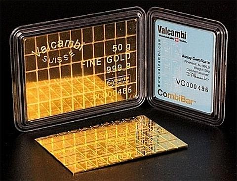 tablete em ouro