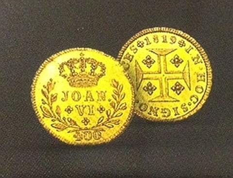 Cruzado Novo 1819 de D. João VI