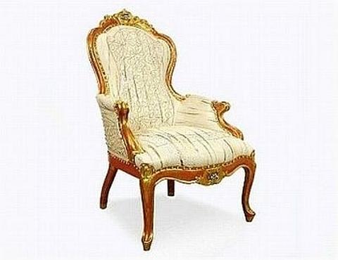 Cadeira de luxo