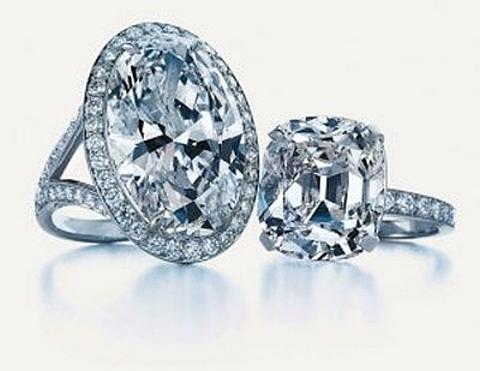 Anéis com Diamantes