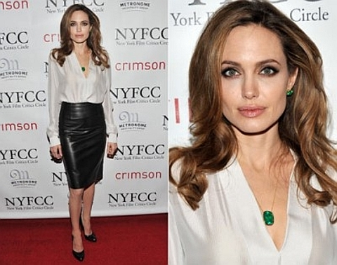 Jóias de Angelina Jolie