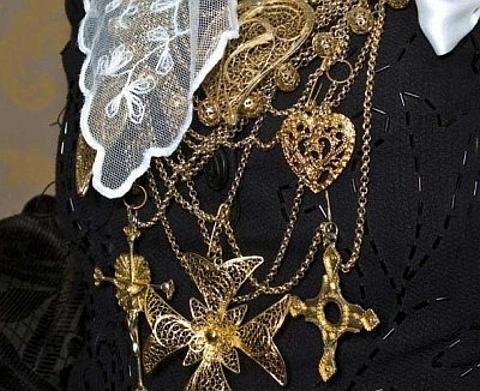 ouro e folclore
