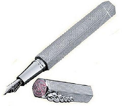 canetas de luxo