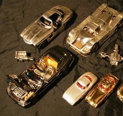carros de ouro