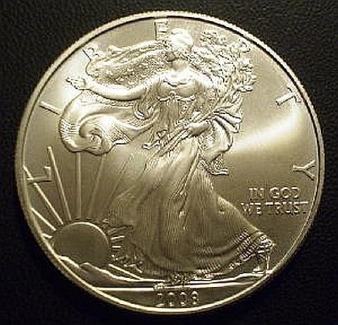 moeda liberty prata