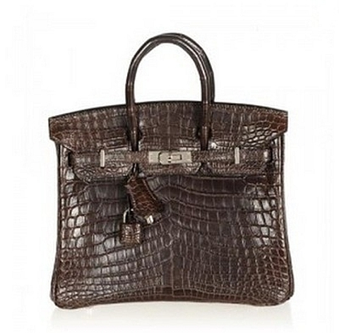 Matte Crocodile Birkin Bag