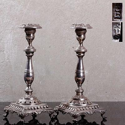 serviço de cha e cafe em prata