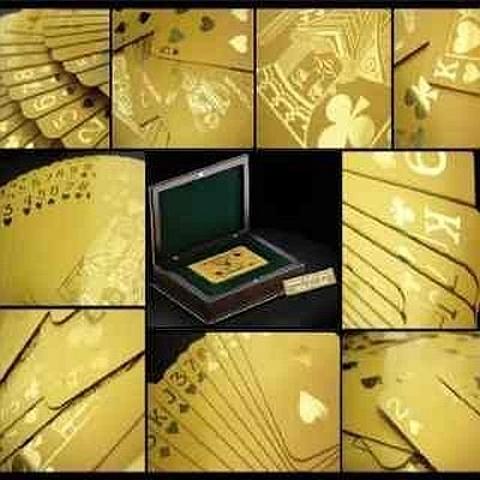 [Cartas em ouro]