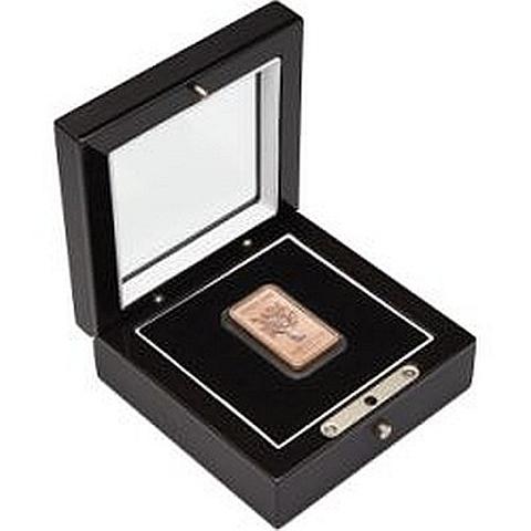 barra de ouro com diamantes rosa