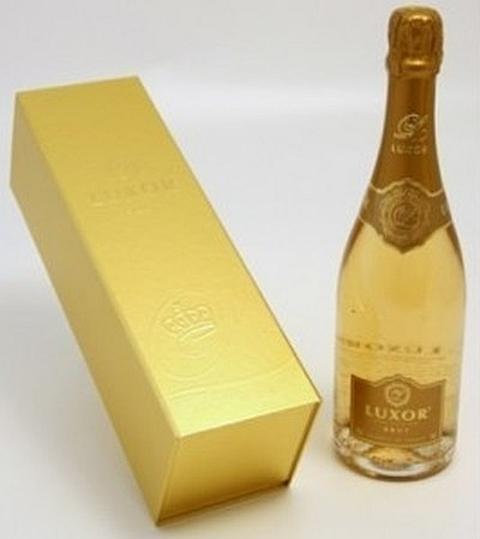 Champanhe em ouro