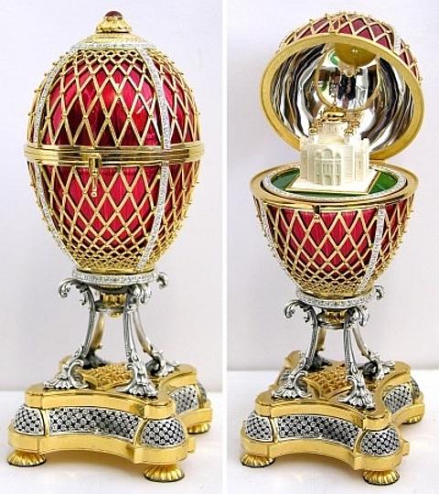 Ovos Fabergé