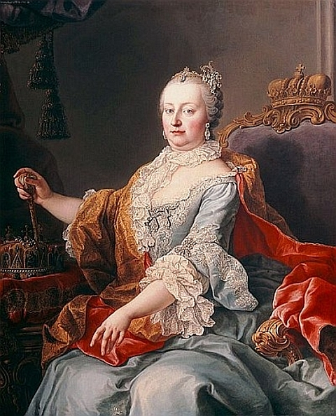 Rainha Maria Teresa de Áustria