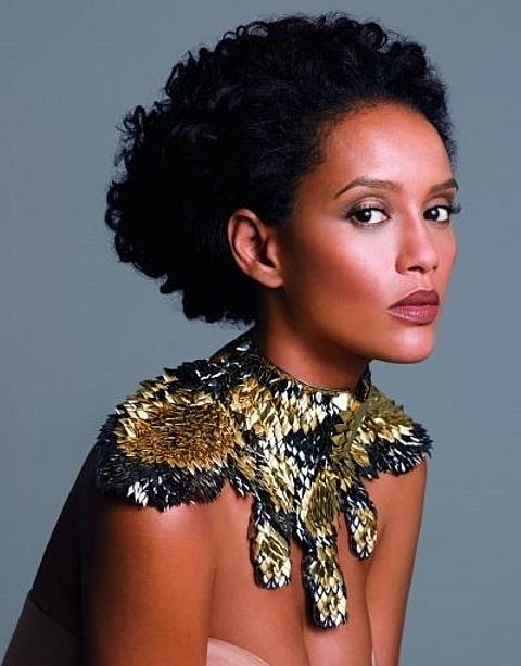Taís Araújo - Mulher de ouro