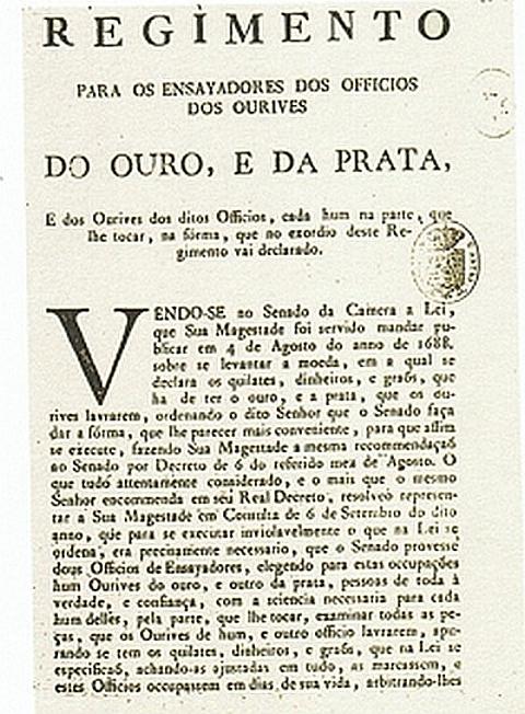 decreto lei D. Pedro II