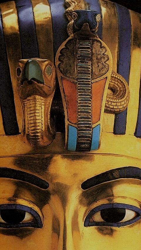 Máscara de Tutankhamon