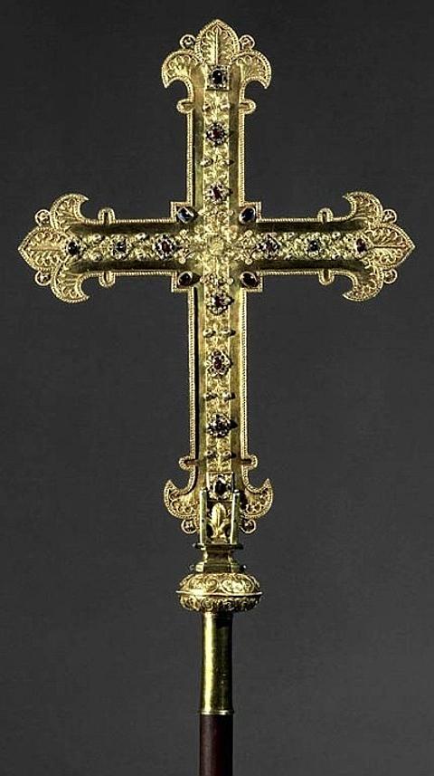 Cruz de ouro