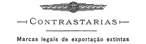 Marcas legais de exportação extintas