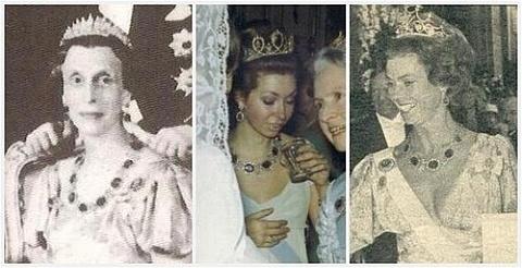 Tiara Napoleónica Amethyst