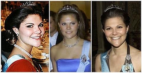 Tiara dos 18º aniversário da Princesa Victória