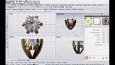 Modelagem 3D