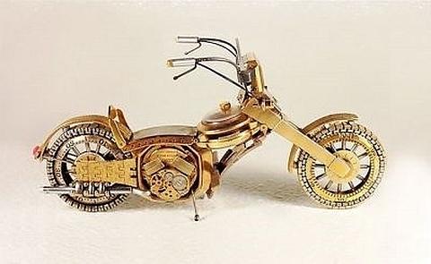 Réplicas de motocicletas