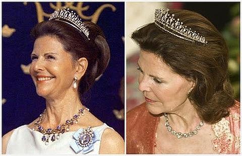 Tiara do Rei Carl Gustaf