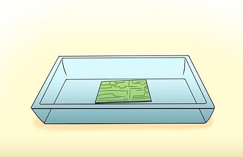 remover o ouro com acido nitrico