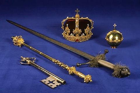 Jóias da Coroa da Suécia