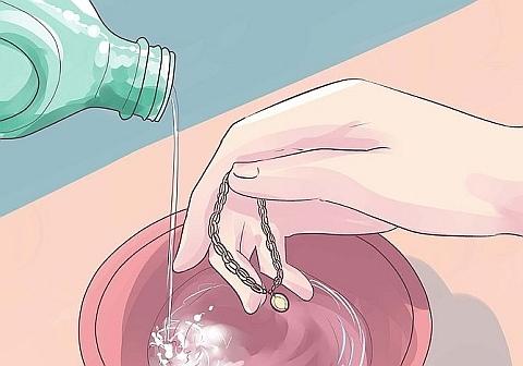 Como limpar platina