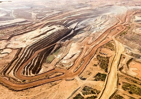 Países que produz<em mais ouro