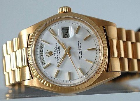 Os relógios usados pelos milionários