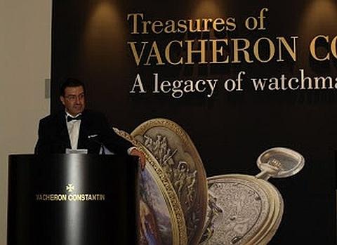 Relógio de bolso Vacheron Constantin