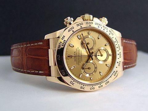 Os relógios usados por milionarios