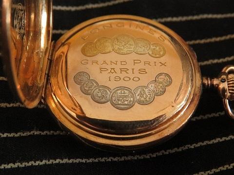 28fd1df390f Longines ganha o Prix Graud na Exposição Universal de Paris em 1900