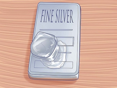 Como testar a prata