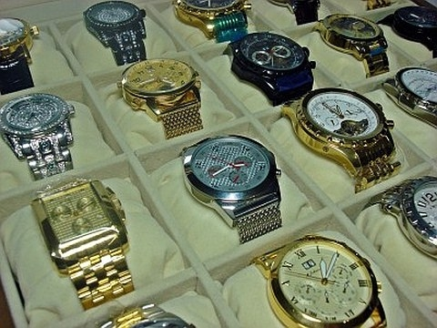 Relógio Organizados