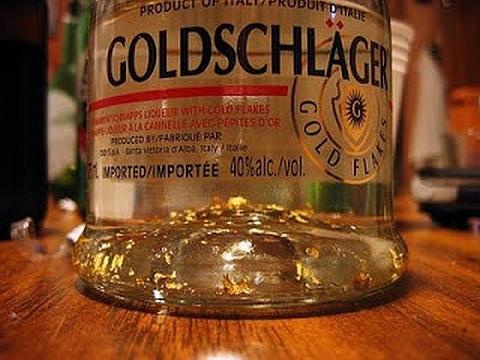 Licor Goldschlager