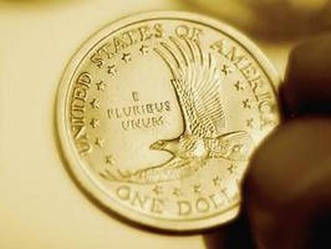 dolares em ouro