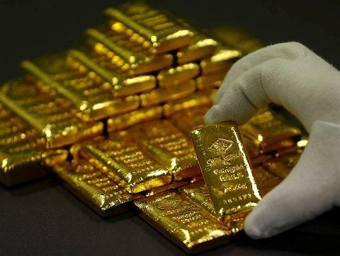 Transformação de jóias em ouro