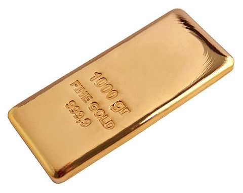Barra de Ouro 1000 gramas