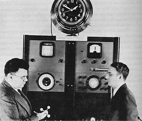 Relógio Atómico