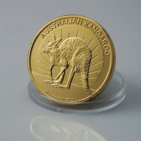 moedas australianas